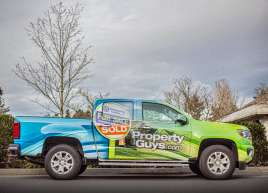 Property Guys Truck Wrap