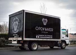 Open Water Catering Cube Wrap