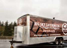 Big Sky Catering Wrap