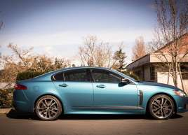 Jaguar XTR Blue Wrap
