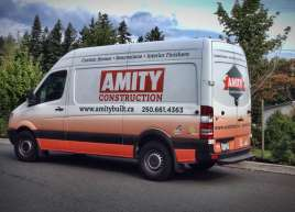 Amity Construction Partial Wrap