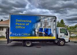Monk Office Cubevan Wrap