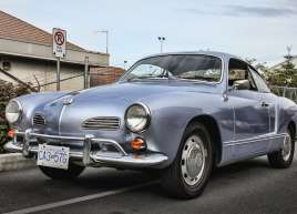 VW Karmann Ghia Wrap