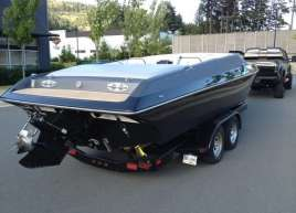 Speed Boat Wrap