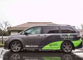 Travino Partial Van Wrap