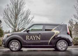 Rayn Propertise Matte Gloss Black Wrap