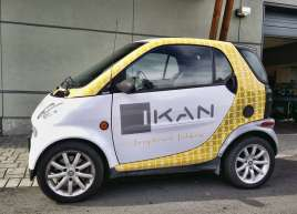 IKAN Smart Car Wrap